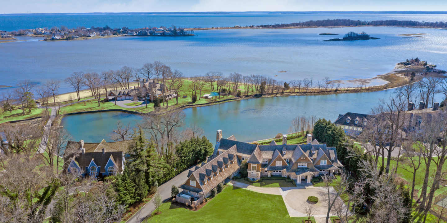 Tim Armstrong Selling $26.75M Waterfront Mansion in Connecticut