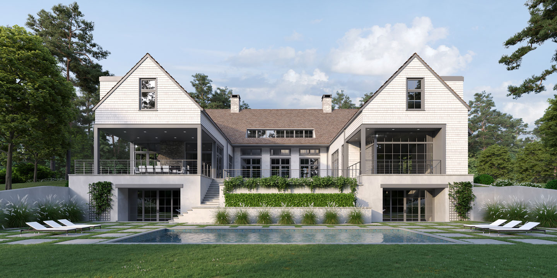 Developer Lists Six Greenwich, Connecticut, Mansions as Affluent Flee New York City